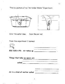 Air Log Workbook