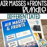 Air Mass & Fronts Bundle
