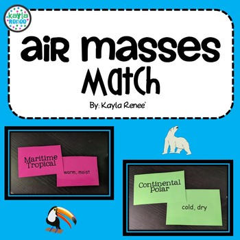 Air Masses Match