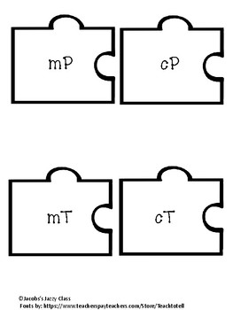 Air Masses and Fronts Puzzle