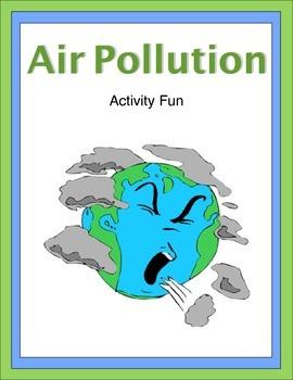 Air Pollution Activity Fun
