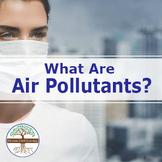 Air Pollution Worksheet High School or Middle School - Dis