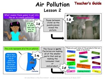 Air Pollution - Lesson 2