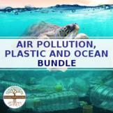 Earth Science/ Biology Lesson Plan & Worksheets: Air Pollu