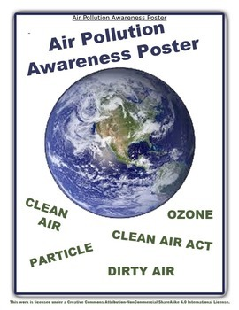 Air Pollution Research Poster