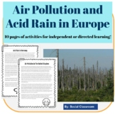 Air Pollution and Acid Rain in Europe