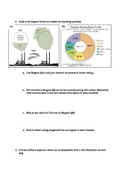 Air Pollution and Global Warming Exam