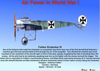 Air Power In World War I - Bill Burton