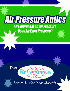 Air Pressure III | Fun STEM Activity, Science Experiment