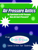 Air Pressure III | Fun STEM Activity, Science Experiment
