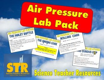Air Pressure Lab Stations Pack