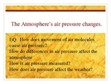 Air Pressure Power Point