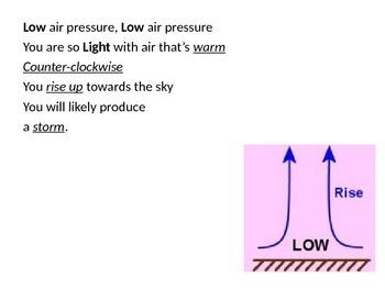 Air Pressure Song