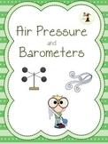 Air Pressure and Barometers