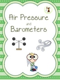 Air Pressure and Barometers
