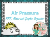 Air Pressure and Pressure Systems Notes Pack