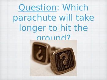 Air Resistance Parachute Project