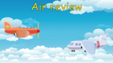 Air Review - Great for distance learning