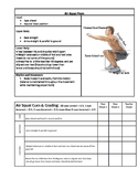 Air Squat Form Checklist