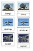 Air Transportation (3 Part Montessori Cards)
