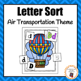 Air Transportation Letter Sort - S