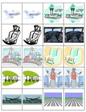 Foreign Language Game - Air Travel Go Fish Cards