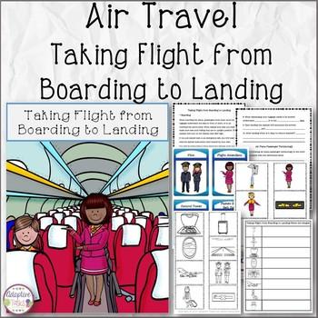 Air Travel Taking Flight from Boarding to Landing