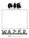 Air & Water Workbook Cover Page