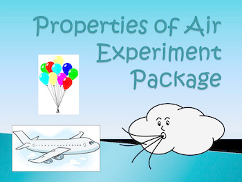 Properties of Air Experiment Package