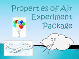 Science: Experiment Package for the Properties of Air