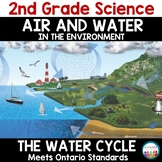 Air and Water in the Environment 2nd Grade Science