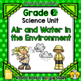 Air and Water in the Environment – Grade 2 Science Unit