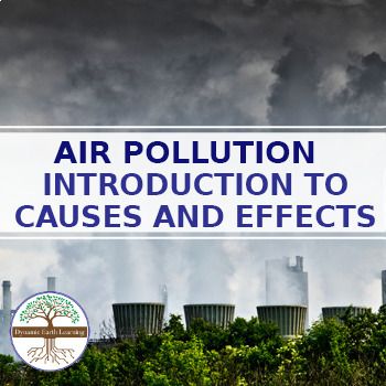 Air pollution - A simple introduction to its causes and effects - Reading Guide