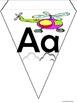 Aircraft Alphabet Pennants