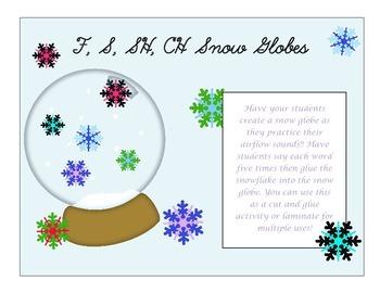 Airflow Articulation Snow Globes