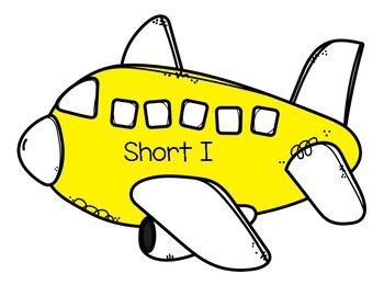 Airline Short Vowel Sounds
