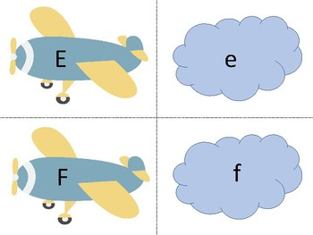 Airplane ABC Matching