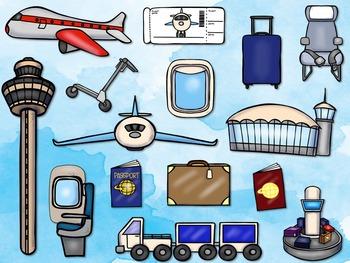 Airplane Action MEGA Bundle