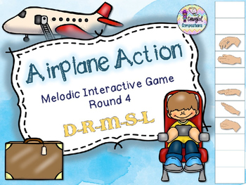 Airplane Action - Round 4 (D-R-M-S-L)
