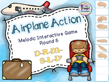 Airplane Action - Round 5 (D-R-M-S-L-D')