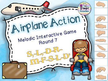 Airplane Action - Round 7 (S,-L,-D-R-M-F-S-L-D')