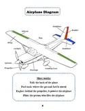Airplane Activity Book (For English Camps)