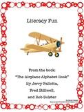 Airplane Alphabet