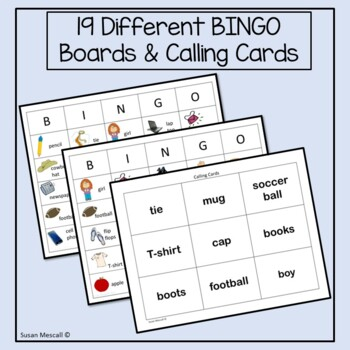 Airplane Bingo! A Bingo Game for K-2 readers