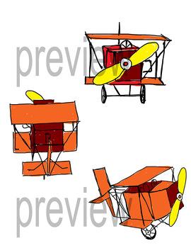 Airplane Clipart