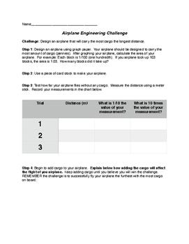 Airplane Engineering Challenge