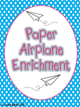 Airplane Enrichment