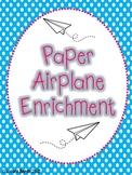 Airplane Enrichment