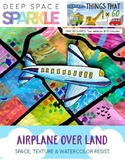 Airplane Over Land Lesson Plan