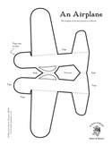 Airplane Template